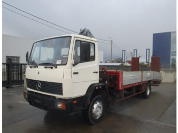 Автовоз камион Mercedes-Benz 1317 STEEL SUSP