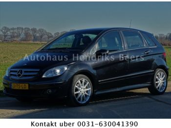 Mercedes-Benz B 200 TURBO 190 PS  - микробус