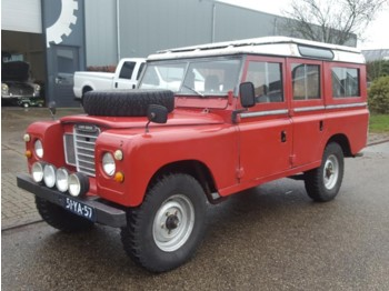 Land Rover 109 Serie 3 Stawag 2.6L 6 cilinder LPG - лек автомобил