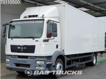 Камион фургон MAN TGM 18.340 4X2 Ladebordwand Euro 5