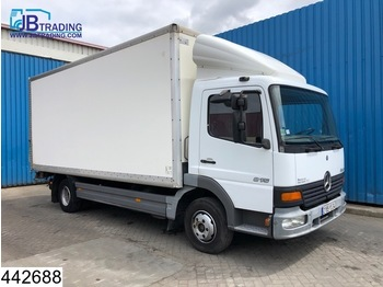Mercedes-Benz Atego 815 Manual, Steel suspension, Airco - камион фургон