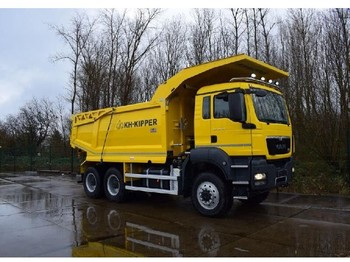 Самосвал камион MAN TGS 40.480 BB-WW 6x6 TIPPER TRUCK MINING - ROCK BODY WITH ALLISO