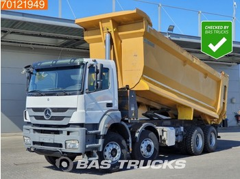 Mercedes-Benz Axor 4140 B 8X4 Manual Big-Axle SteelSuspension Euro 5 - самосвал камион