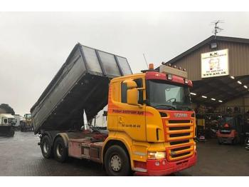 Scania R420 6X2 TIPPER EURO 4  - самосвал камион