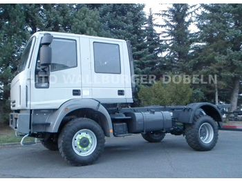 Iveco EUROCARGO DOKA 6-Zyl. EXPEDITIONSMOBIL  - мобилен дом