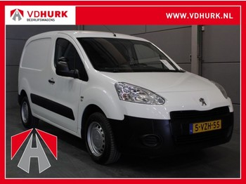 Фургон Peugeot Partner 1.6 HDI Parrot/Betimmering: снимка 1
