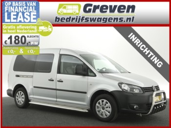 Volkswagen Caddy Maxi 1.6 TDI Airco Cruisecontrol PDC Inrichting Elektrpakket Metallic Start/Stop - лекотоварен автомобил