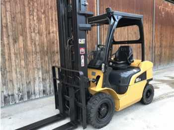 CAT Lift Trucks DP 25 N - мотокар