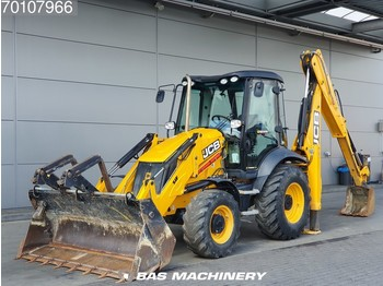 JCB 3CX LIKE NEW - LOW HOURS - багер-товарач