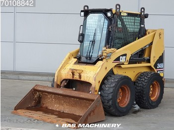 Caterpillar 248B High flow Nice and clean condition - мини товарач