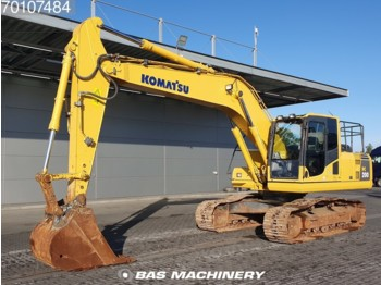 Верижен багер Komatsu PC200-8 Nice and clean condition