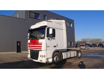 DAF 105 XF 410 Space Cab (MANUAL GEARBOX / BOITE MANUELLE) - влекач