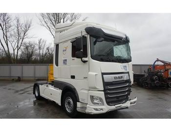 DAF XF106-480 / SPACECAB / AUTOMATIC / EURO-6 / 2017  - влекач