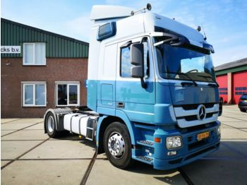 Mercedes-Benz ACTROS 1841 LS MP3 | EURO 5 | EPS | 648 667km  - влекач